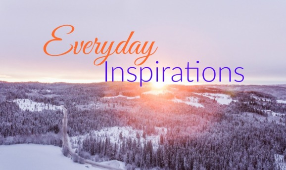 Everyday Inspirations 1