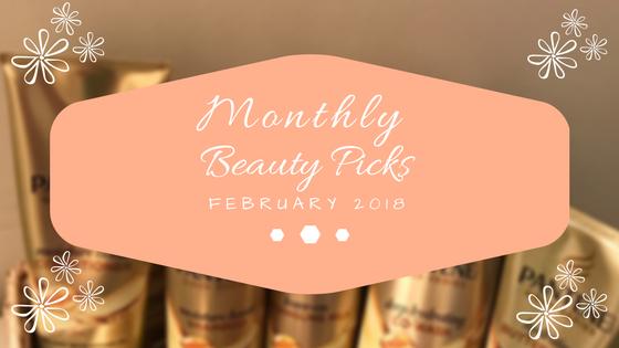 February Beauty Picks