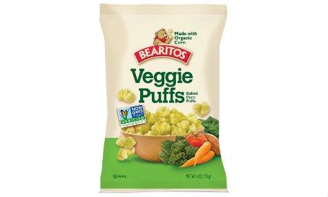 veggie puffs