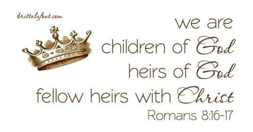 Romans-8.16-17-crowned