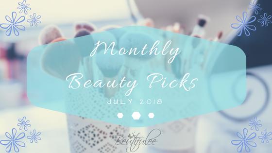 July beauty Picks