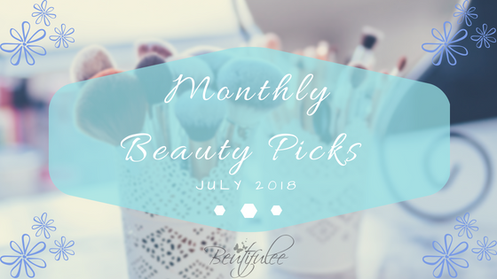 July beauty Picks