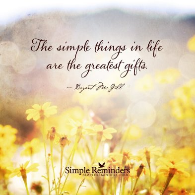 simple things 3