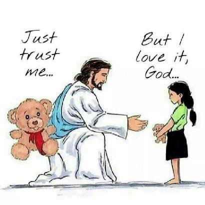 jesus has something bigger