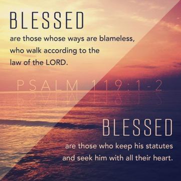 psalm 119 2