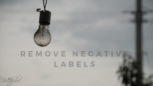 negative labels